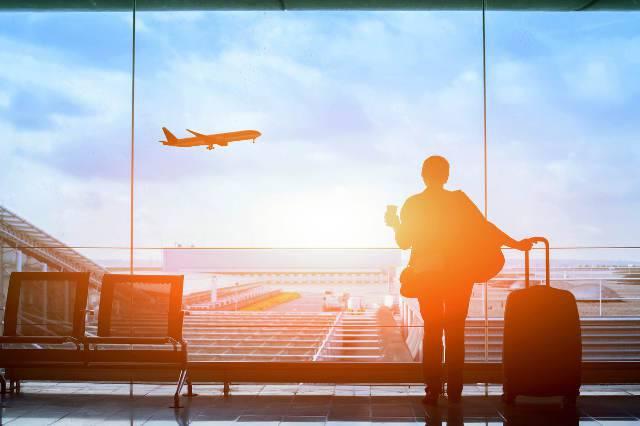 donna aeroporto