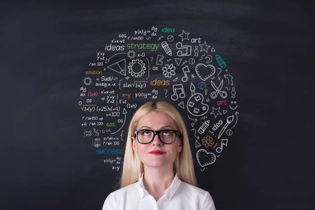 i sette sintomi di intelligenza