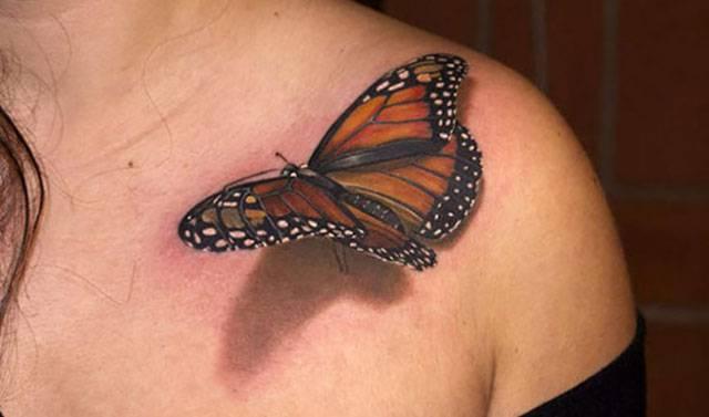 tatuaggi realistici