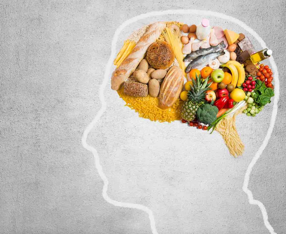 cibo mente e corpo