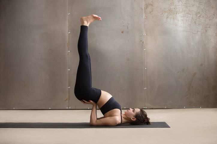 posizioni yoga base