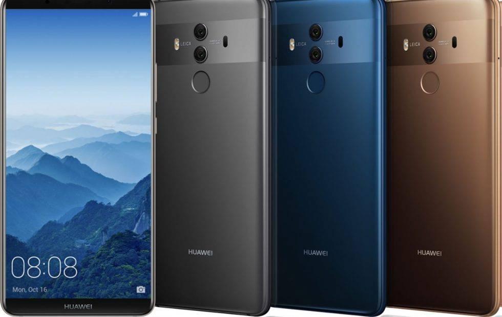 Smartphone, Huawei: in arrivo un nuovo modello con uno storage da 512gb