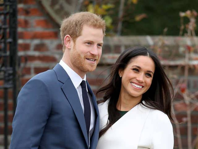 spice girl al royal wedding di Harry e Megan