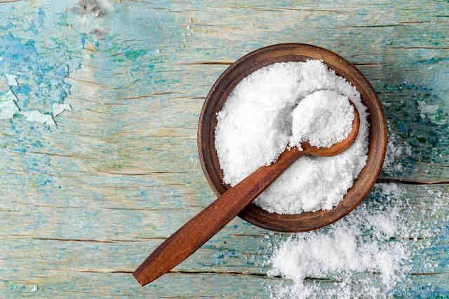 troppo sale nella dieta