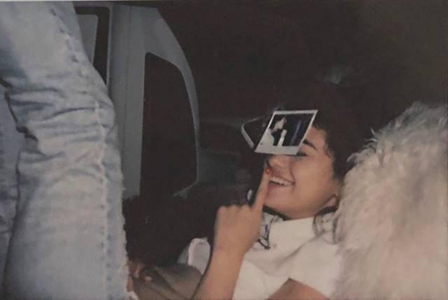 Selena Gomez: messaggio per Justin