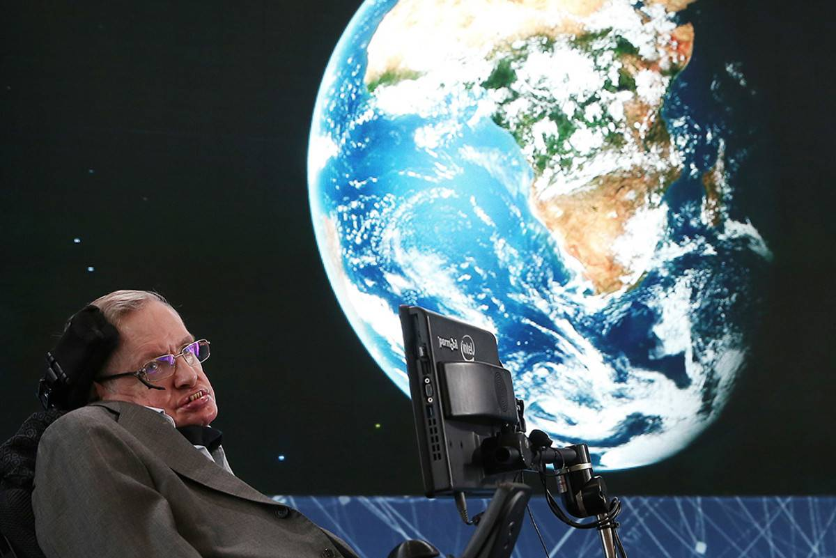 morto Stephen Hawking