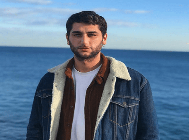 isola dei famosi 2019 jeremias rodriguez tronista