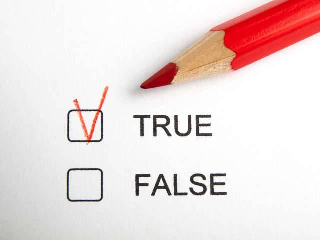 bugie che tutti si dicono