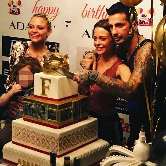 Fabrizio Corona compleanno