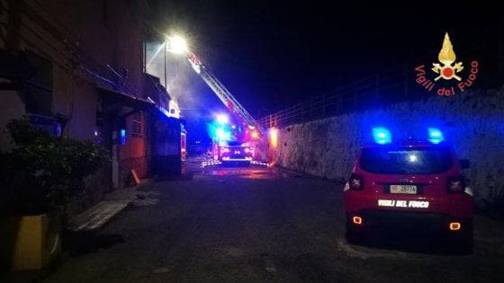Catanzaro: incendio doloso in un pub, due morti