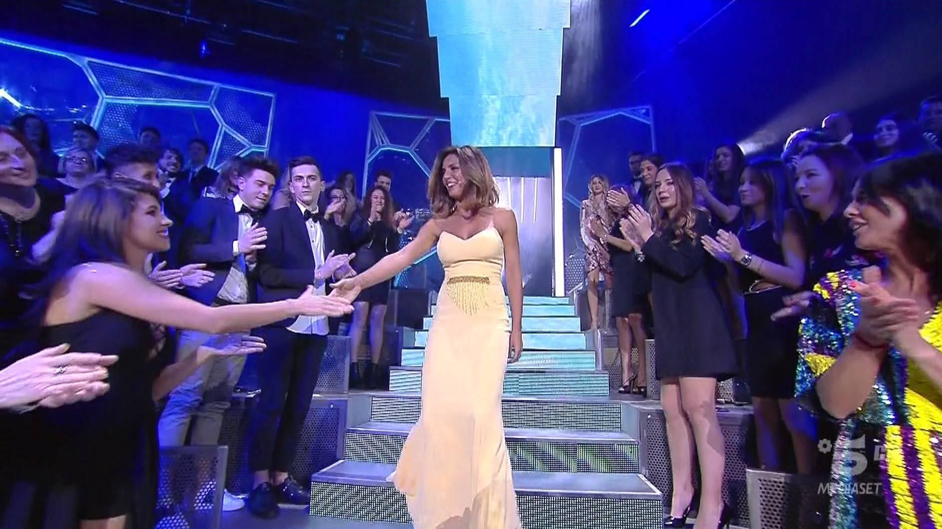 Isola dei Famosi 2018: Flavio Montruccio fa una sorpresa ad Alessia Mancini