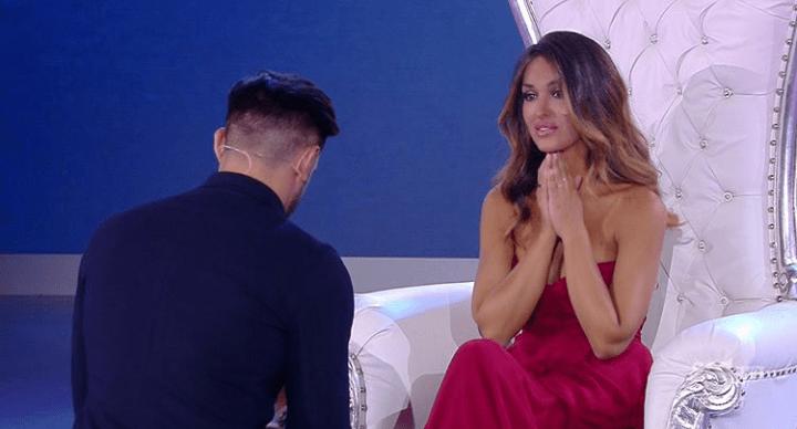 Rosa Perrotta, la clamorosa reazione alla proposta di matrimonio