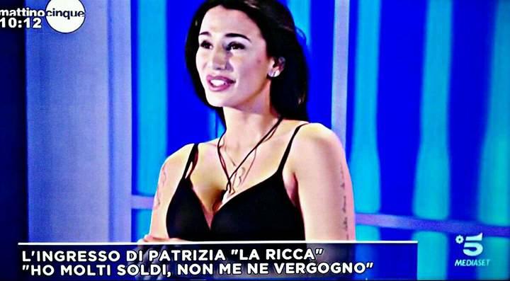 Grande Fratello: Patrizia Bonetti, la concorrente più criticata