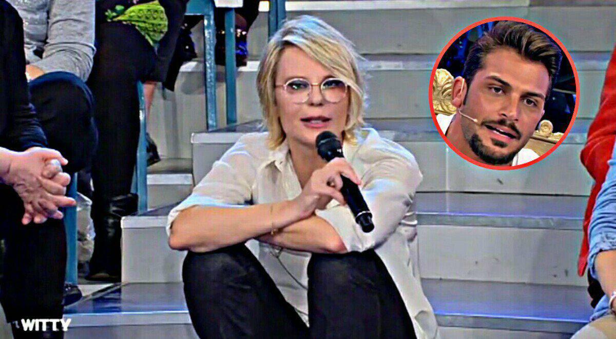 """Anticipazioni Uomini e donne: Maria De Filippi a Mariano Catanzaro : """"Sei finto"""""""