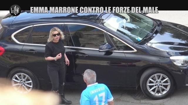 Emma Marrone, Iene: lo scherzo alla cantante è virale