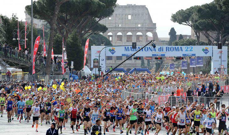Maratona Roma 8 Aprile, percorso, viabilità e news