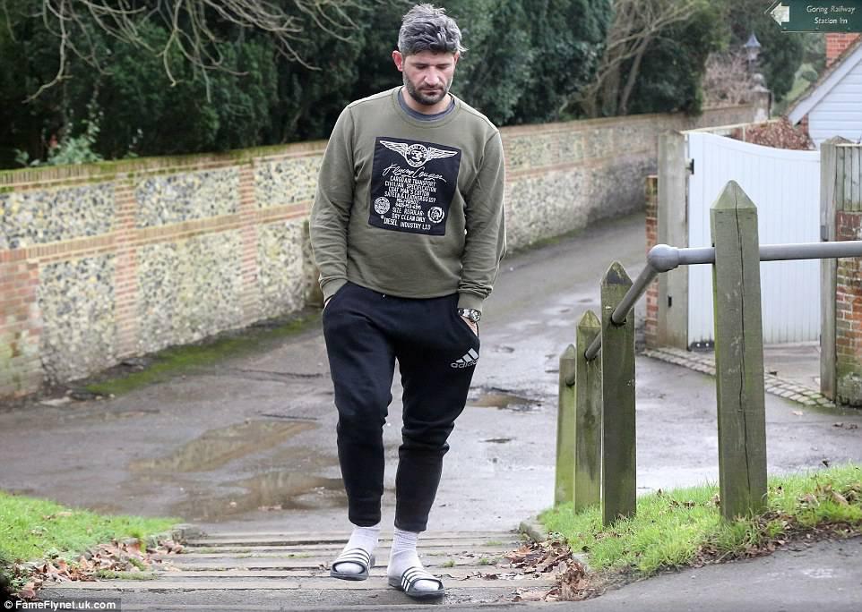 Fadi Fawaz, ex fidanzato di George Michael