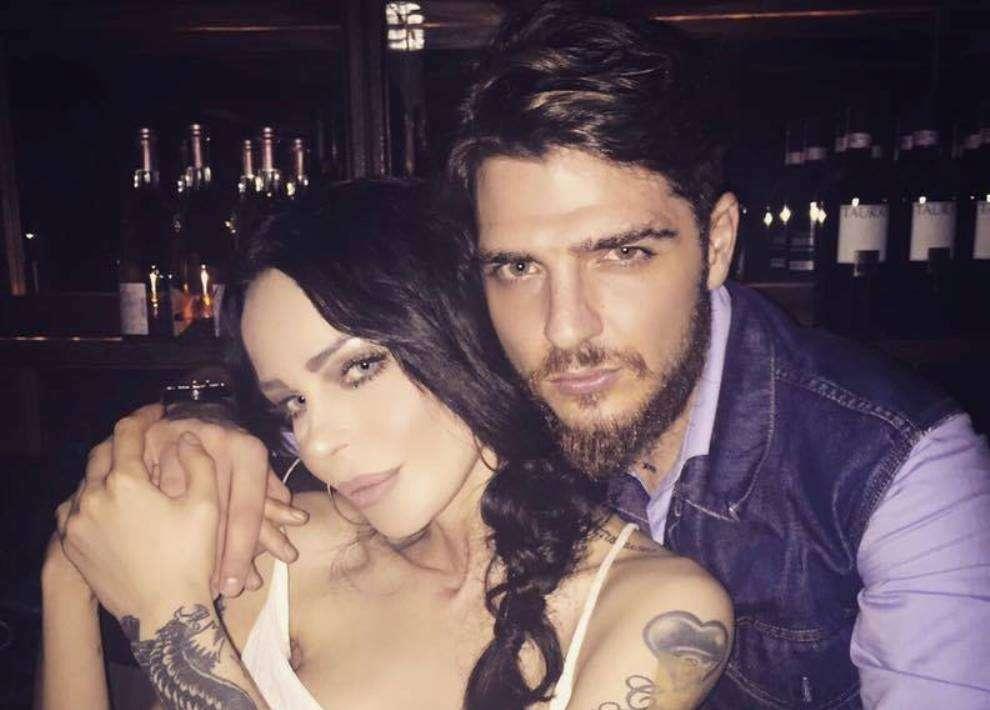 Nina Moric e Luigi Favoloso