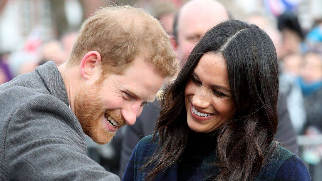 Royal Wedding, Harry e Meghan