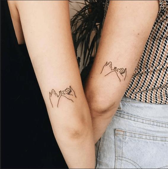 tatuaggi coppia