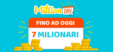 numeri vincenti million day