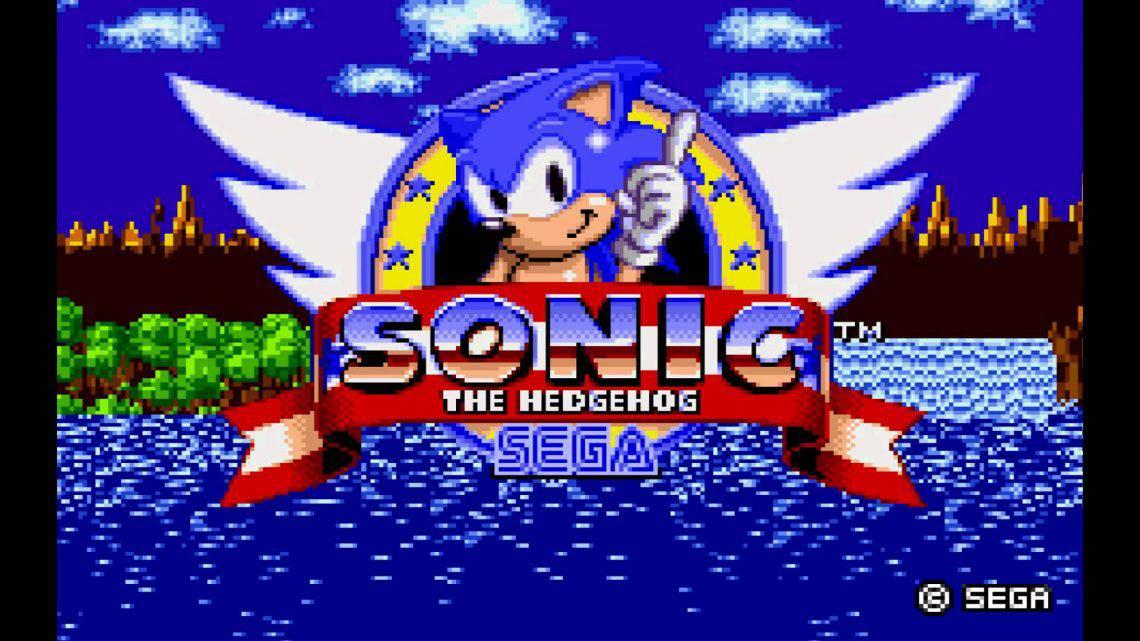 Sega Mega Drive, Sonic