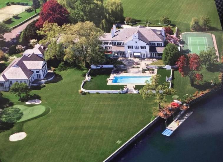 Villa Trump in vendita