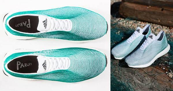 adidas scarpe fondali marini