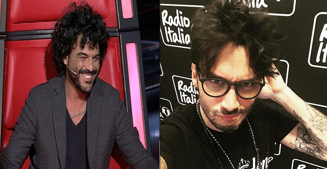 francesco renga attacca fabrizio moro a the voice