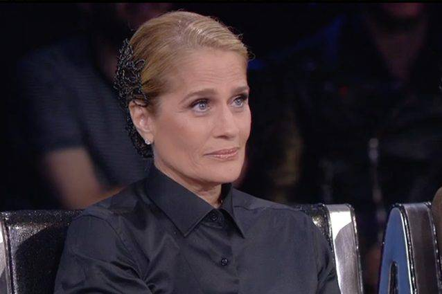 heather parisi biondo amici 17 serale