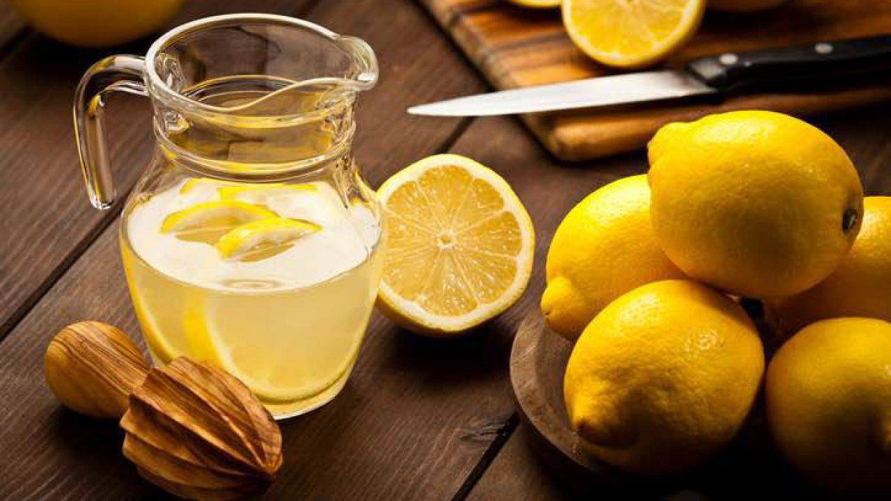 ricetta per dimagrire con bicarbonato di sodio e limone
