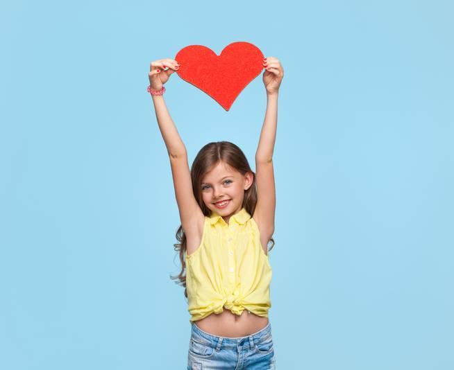 amore bambini