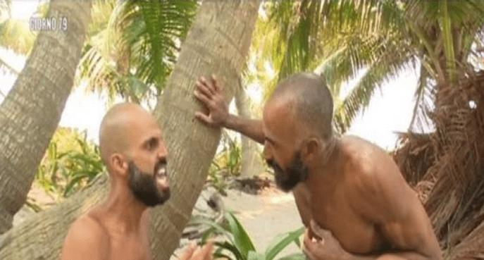 isola dei famosi 2018 lite jonathan amaurys-min