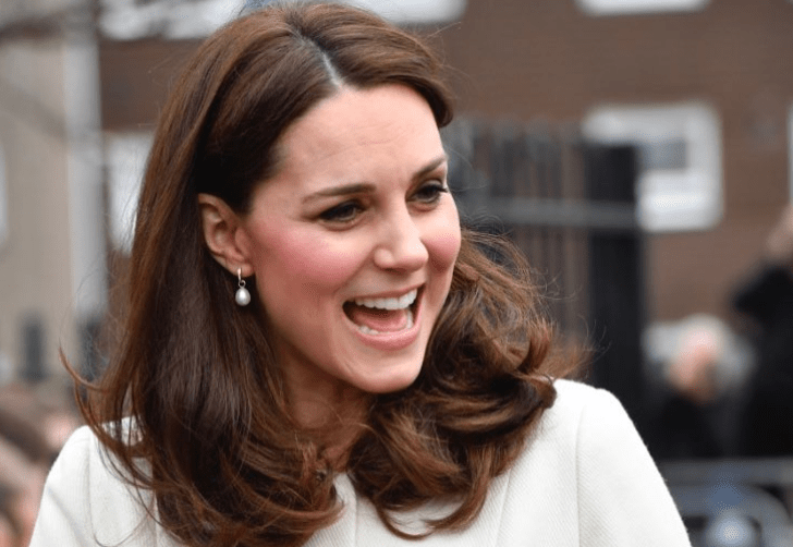 kate middleton parto