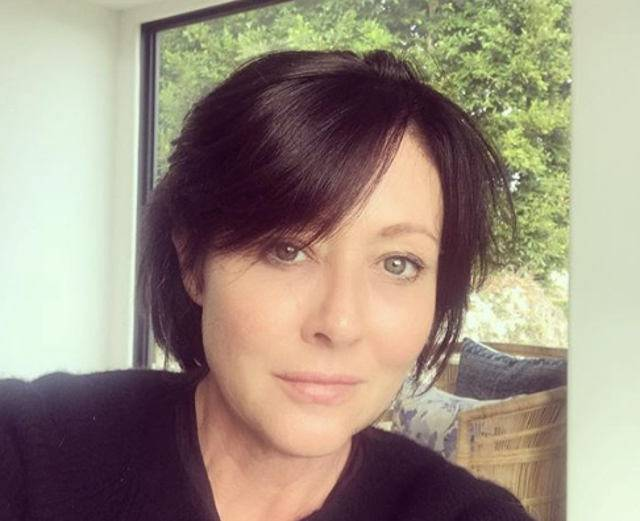 Shannen Doherty scuse ai fan