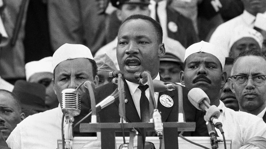 discorso integrale Martin Luther King