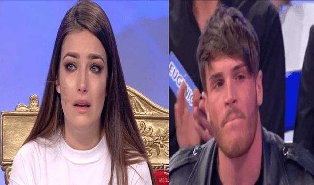 uomini e donne nilufar addati e giordano mazzocchi-min