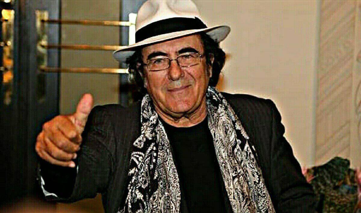 "Albano Carrisi espolode: ""mi fa schifo!"""