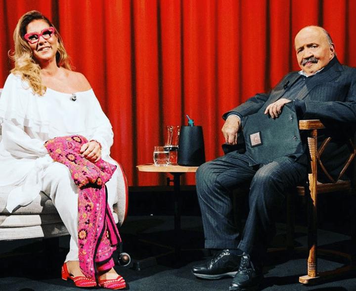 Romina Power su Al Bano a L'intervista di Maurizio Costanzo
