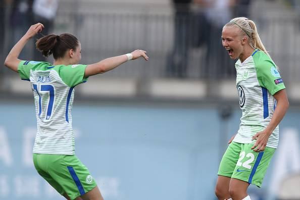 calcio femminile Pernille Harder