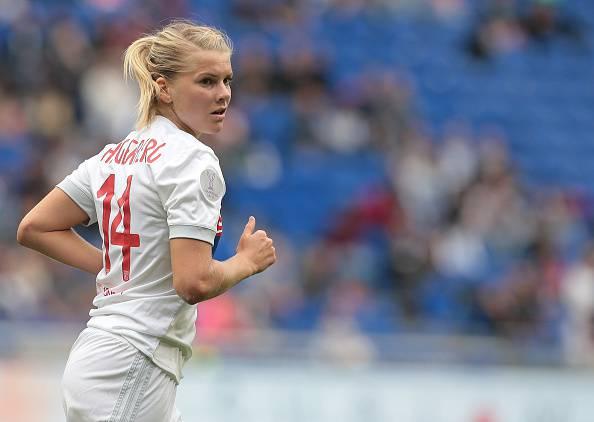 calcio femminile Ada Hegerberg