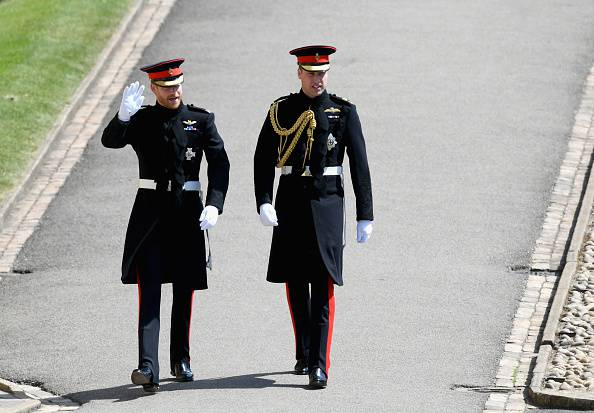 Harry Royal Wedding