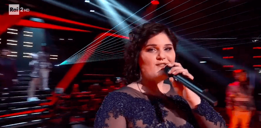 Maryam Tancredo the voice