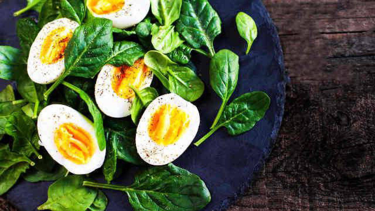dieta con uova cotte per perdere peso
