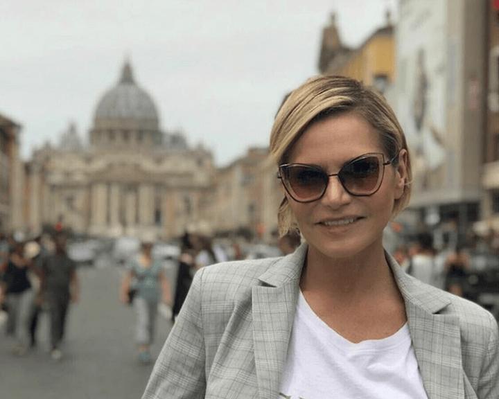 Simona Ventura rivela un dramma del suo passato