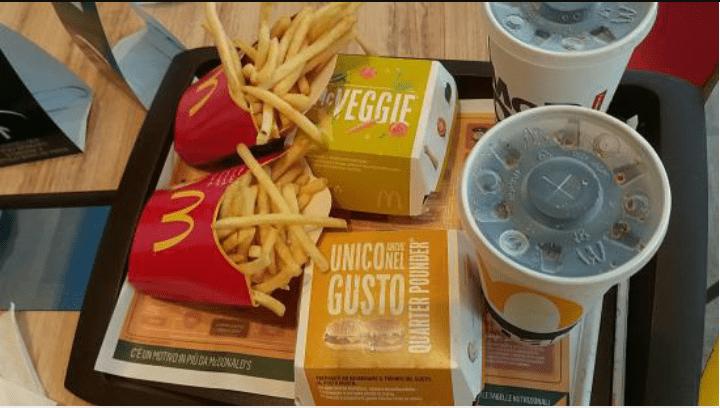 Dipendenti del McDonald's rivelano cosa è meglio non ordinare