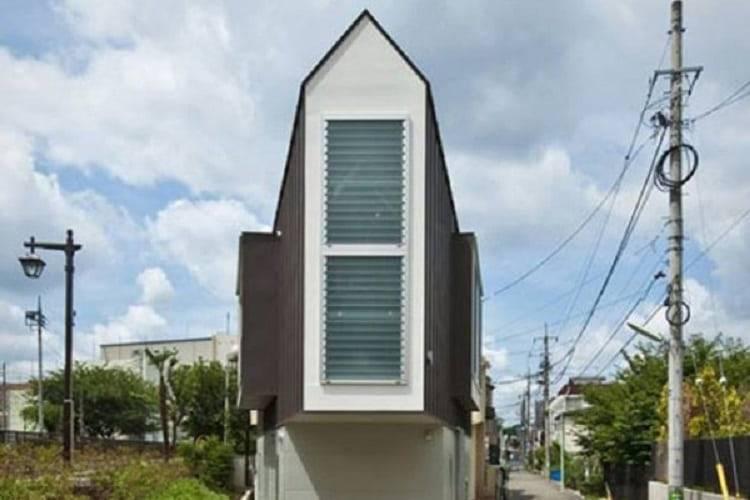 casa forma particolare