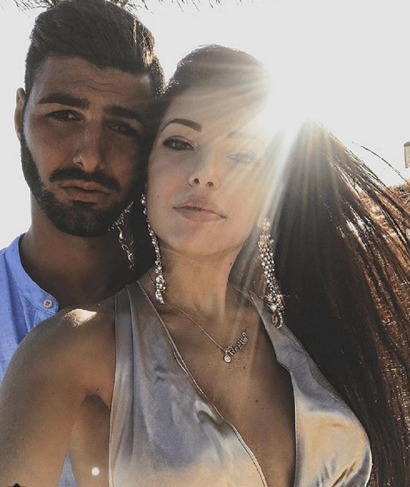 clarissa marchese e federico gregucci matrimonio