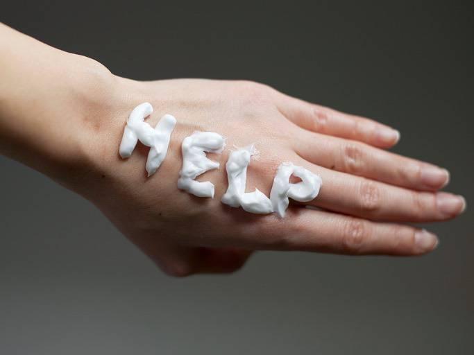 mani secche