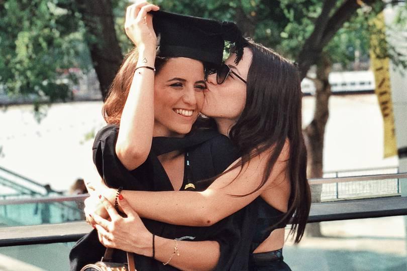 Aurora Ramazzotti e Sara Daniele